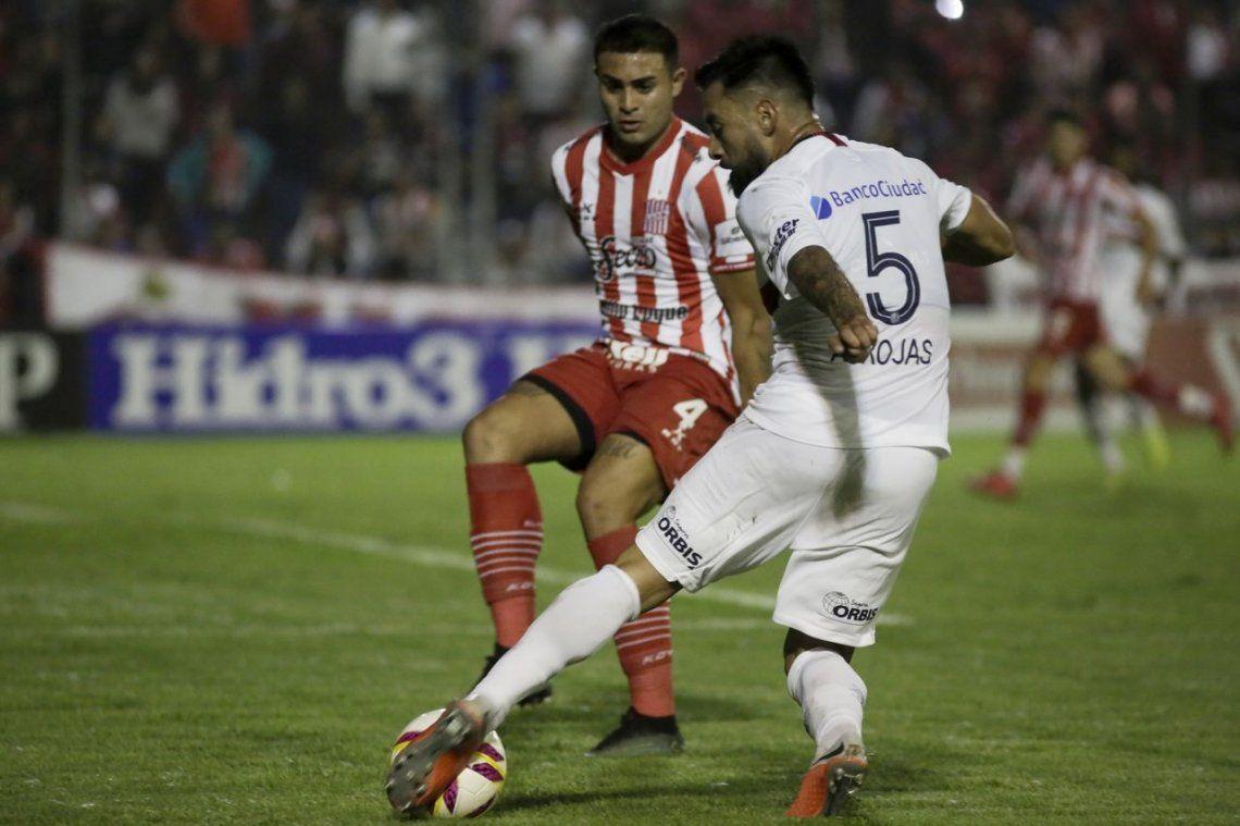 San Martín empató sin goles ante San Lorenzo y se despide de la Superliga