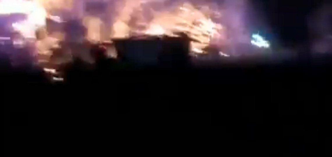 Santa Fe: dejaron solo a un nene de 5 años en una cabaña y murió en un incendio