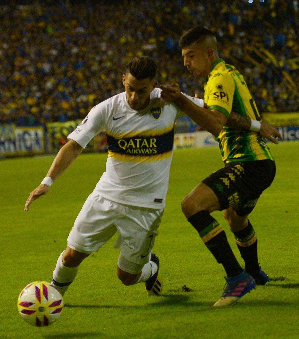 Cristián Pavón se va de Boca a Los Angeles Galaxy de Estados Unidos