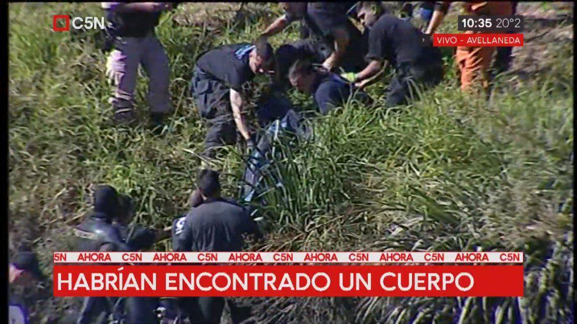Se cayó un auto al Riachuelo: confirmaron que el cuerpo pertenece al nene
