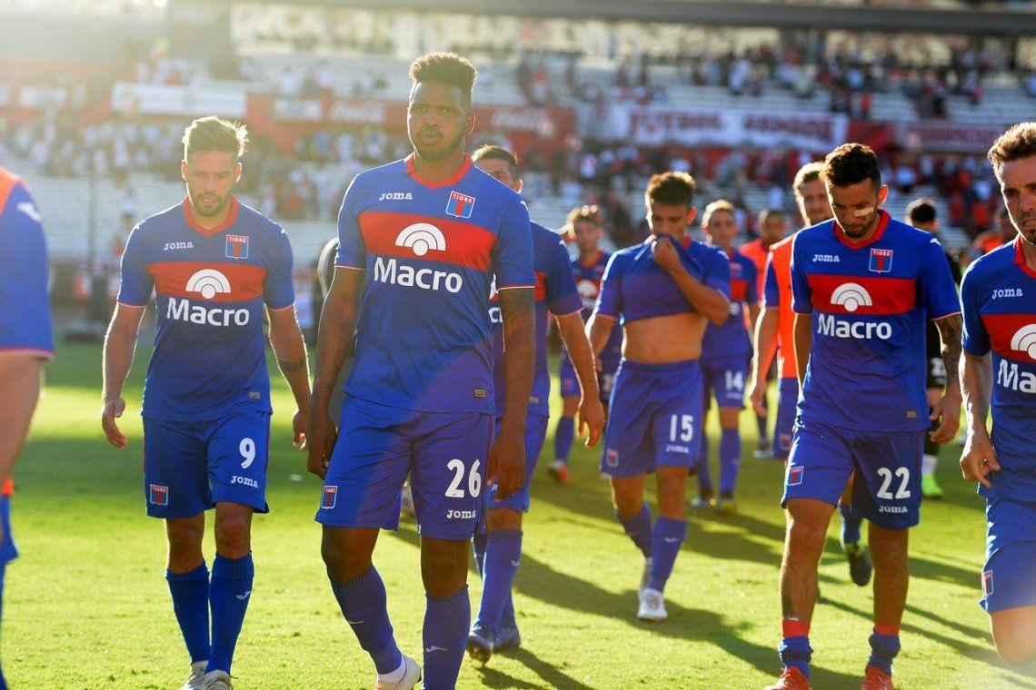 La Superliga le pidió a la AFA que interceda ante Conmebol por la posible participación de Tigre en la Libertadores