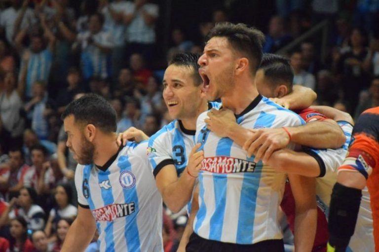 Argentina le ganó a Brasil en suplementario y es campeón mundial de Futsal