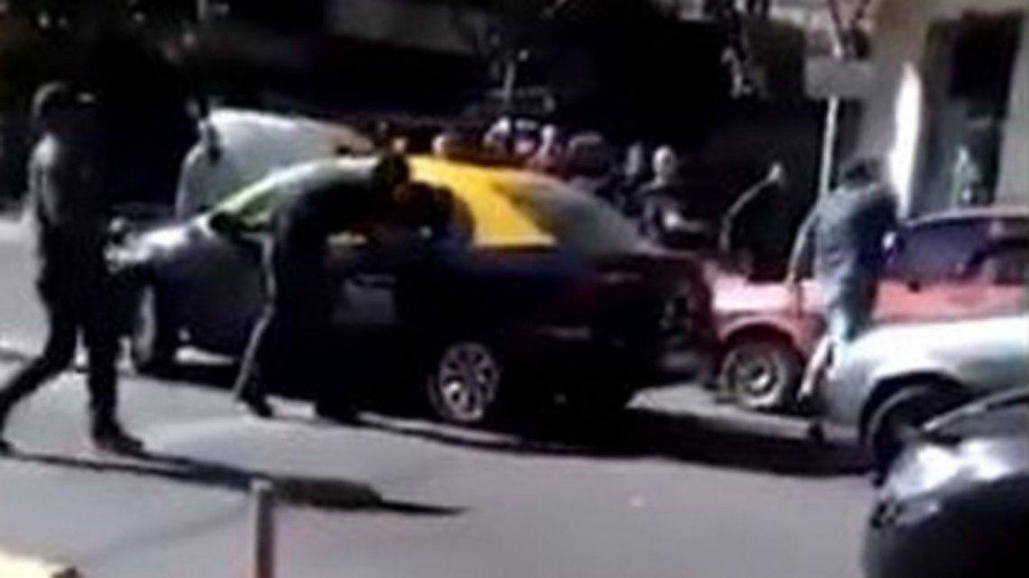 Calles salvajes: más de 400 hechos violentos cada día en Buenos Aires