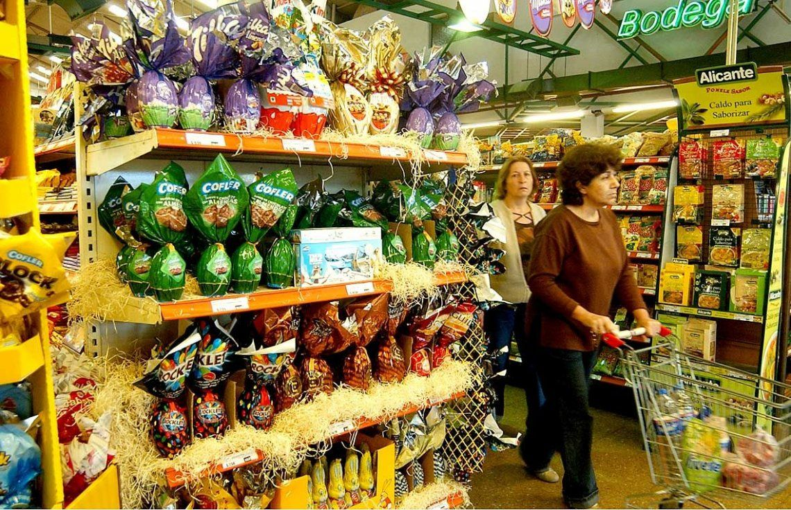 La canasta de Pascua subió más que la suma de los aumentos de los últimos tres años
