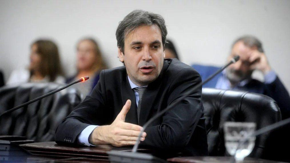Alejo Ramos Padilla fue confirmado provisoriamente en el caso D´Alessio