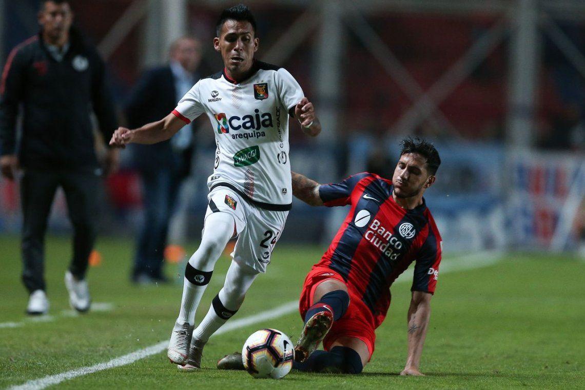 A un paso de octavos: San Lorenzo venció con contundencia a Melgar