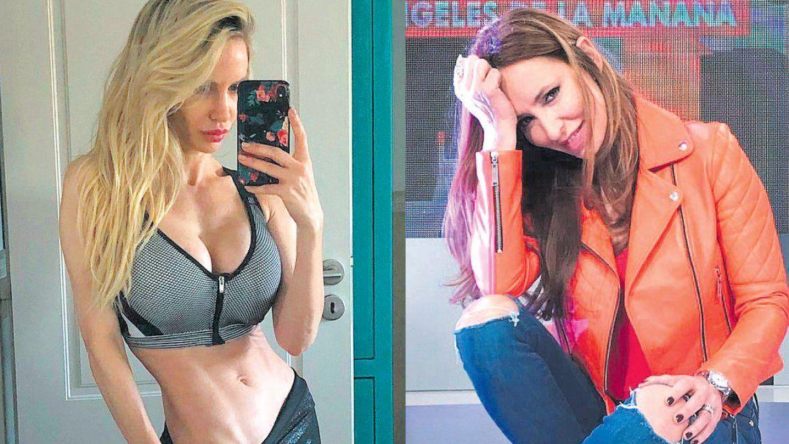 Durísimo cruce en Twitter entre Luciana Salazar y Analía Franchín: ¡Con mi Matilda, no!