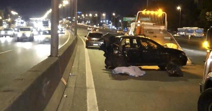 Manejaba borracho, chocó de atrás a un Uber y mató a la pasajera
