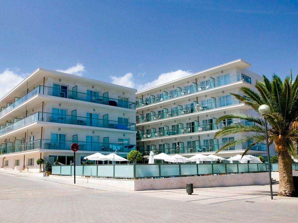 Conocé Sea Sun Fona, en sIllot, el lujoso e impactante nuevo hotel que compró Messi en Mallorca