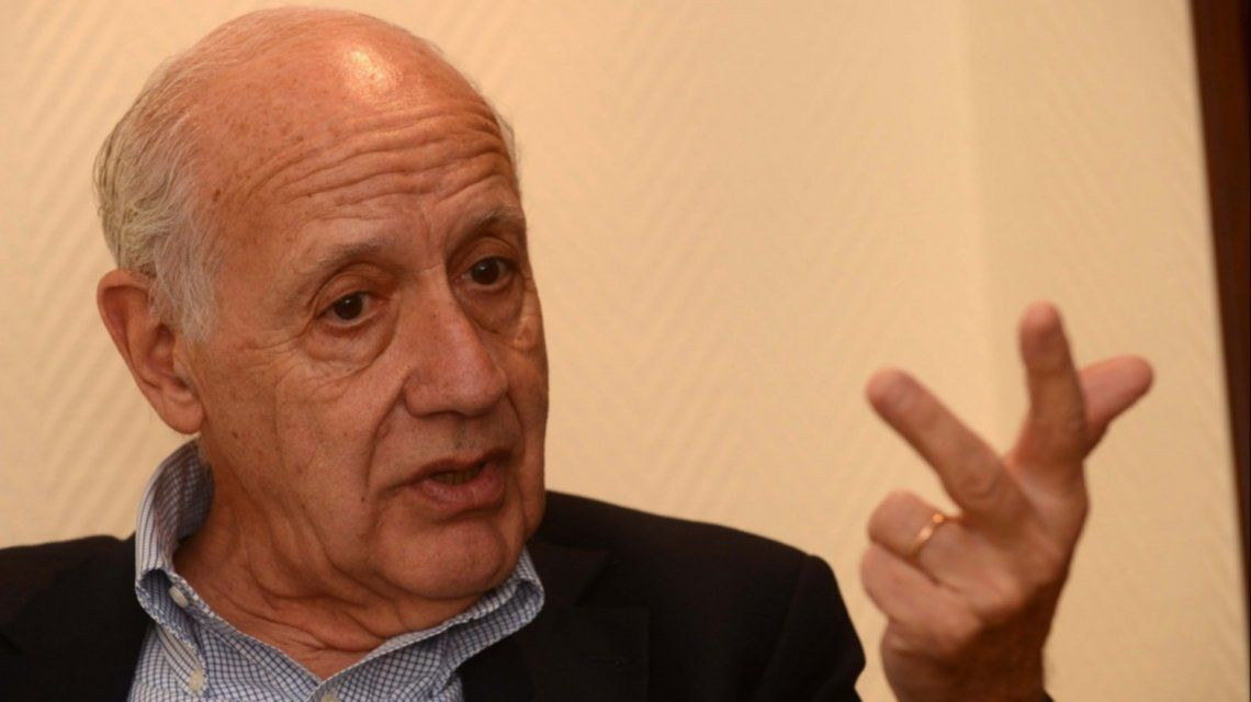 Roberto Lavagna rechazó la propuesta de integrar una coalición con Cambiemos