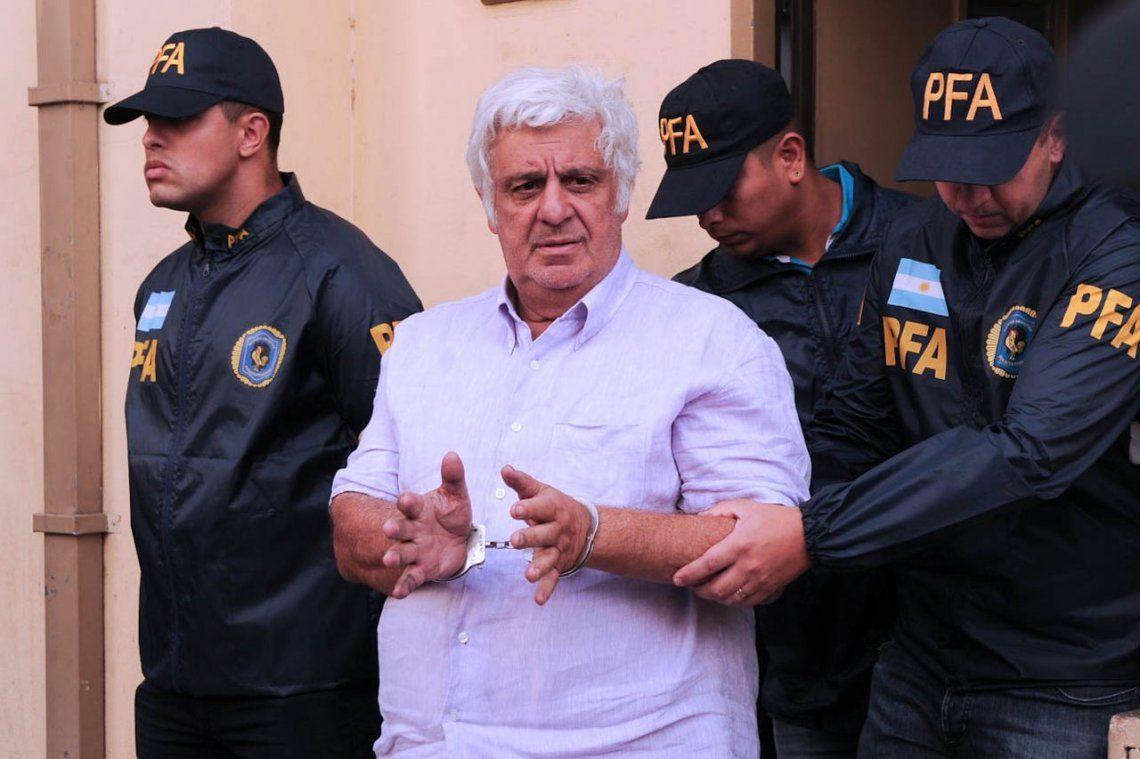 Alberto Samid fue condenado a cuatro años de prisión por asociación ilícita para evadir impuestos