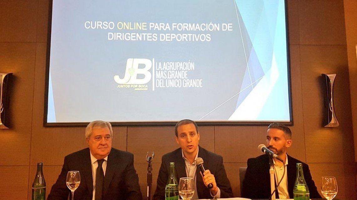 Jorge Ameal, candidato a presidente de Boca: Estamos en las antípodas de esta gestión y nos preparamos para gobernar en diciembre