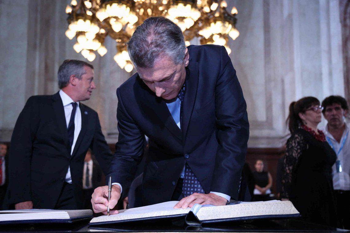 Elecciones 2019: por decreto, Macri eliminó las listas colectoras