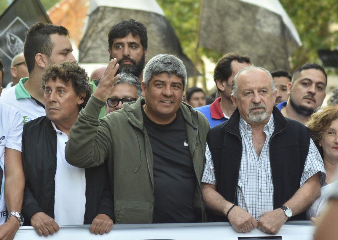 Los gremios combativos de la CGT y las CTA de Yasky y Micheli anunciaron paro y marcha para el 30 de abril