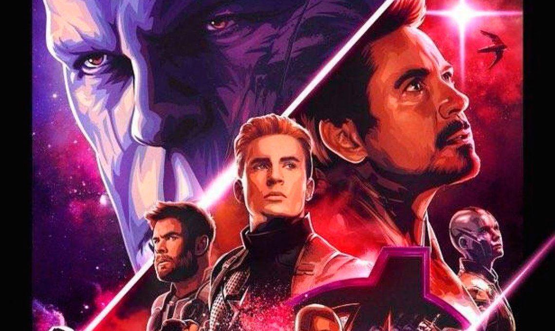 Avengers: Endgame | Los héroes unen fuerzas en un nuevo adelanto