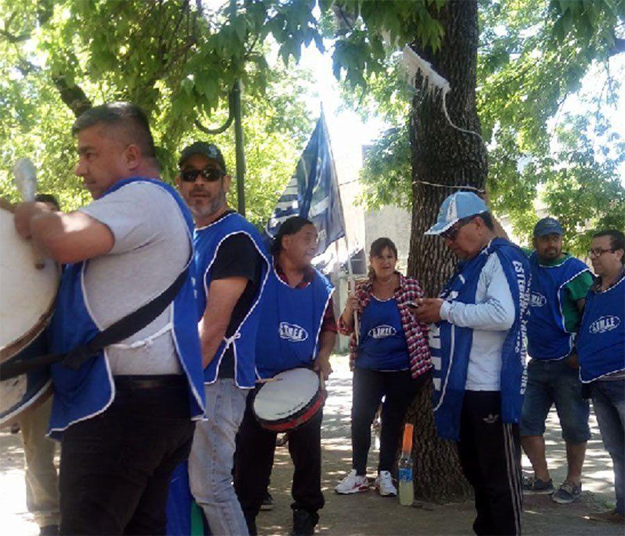 Esteban Echeverría: los Municipales rechazaron la oferta de aumento salarial