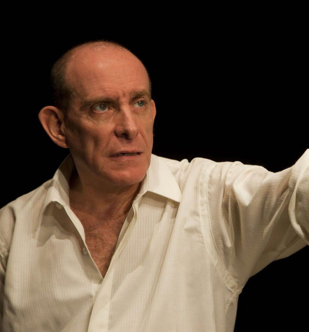 Rubén Szuchmacher: Hamlet es lo más intenso que hice