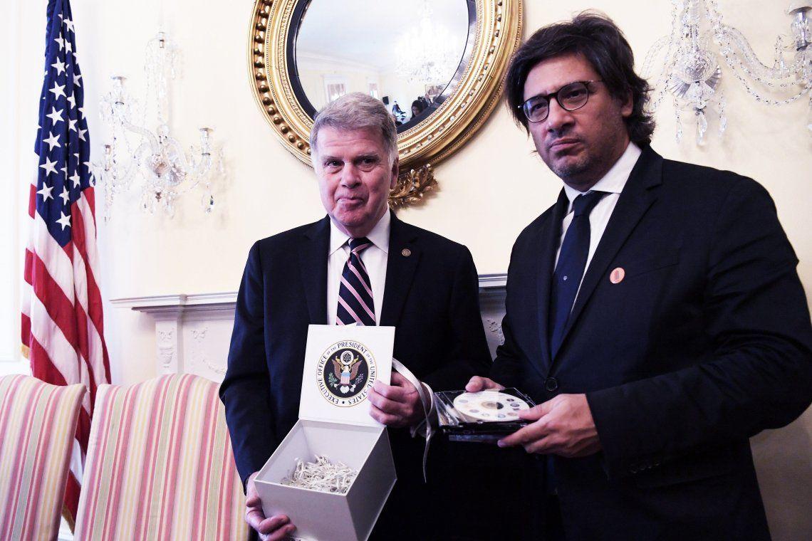 El gobierno de Estados Unidos entregó archivos desclasificados sobre la última dictadura