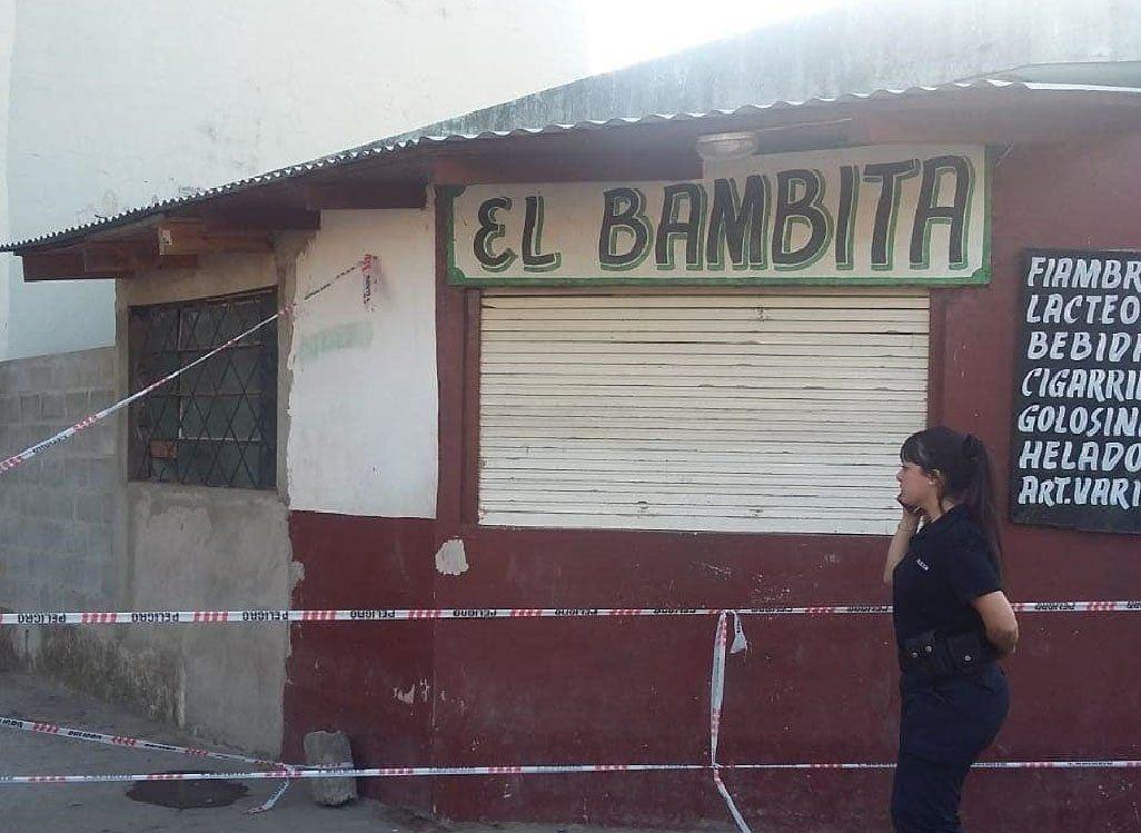 Quilmes: tocó la reja de un almacén y murió fulminado