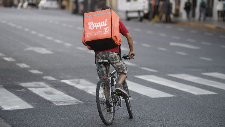 La Justicia le permitió a Rappi no desbloquear a tres trabajadores