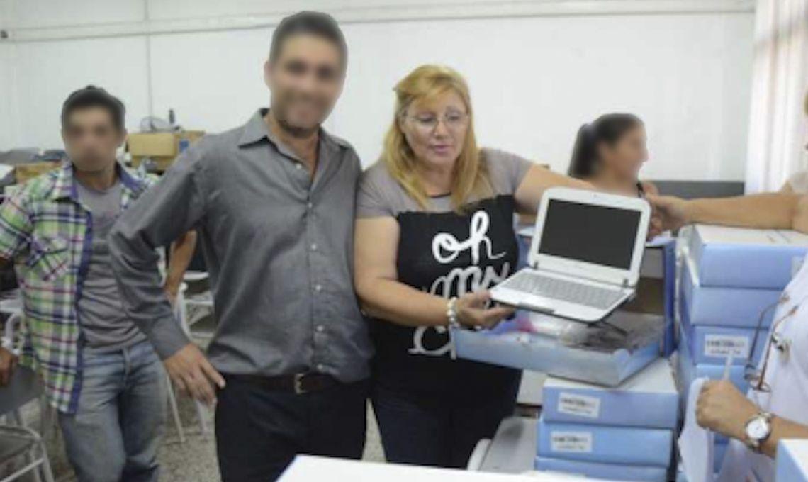 Detuvieron a la concejala Alicia Jurado y a su hijo en un operativo antidrogas en Santa Fe