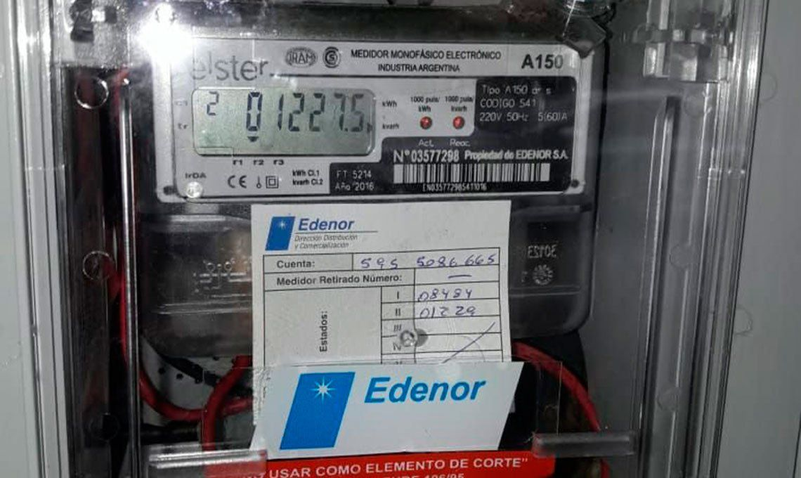 Los medidores de energía, la excusa para entrar a robar