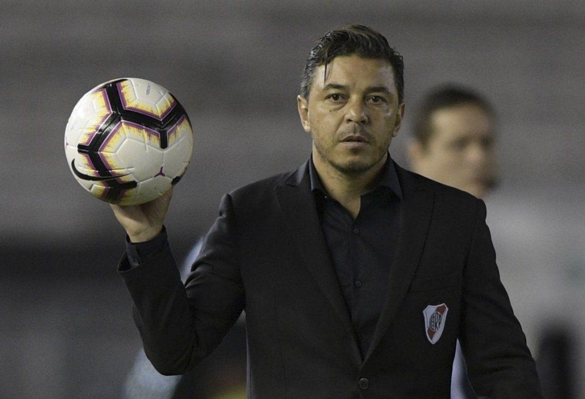 Gallardo debe decir si Armani vuelve al arco para la Copa Argentina