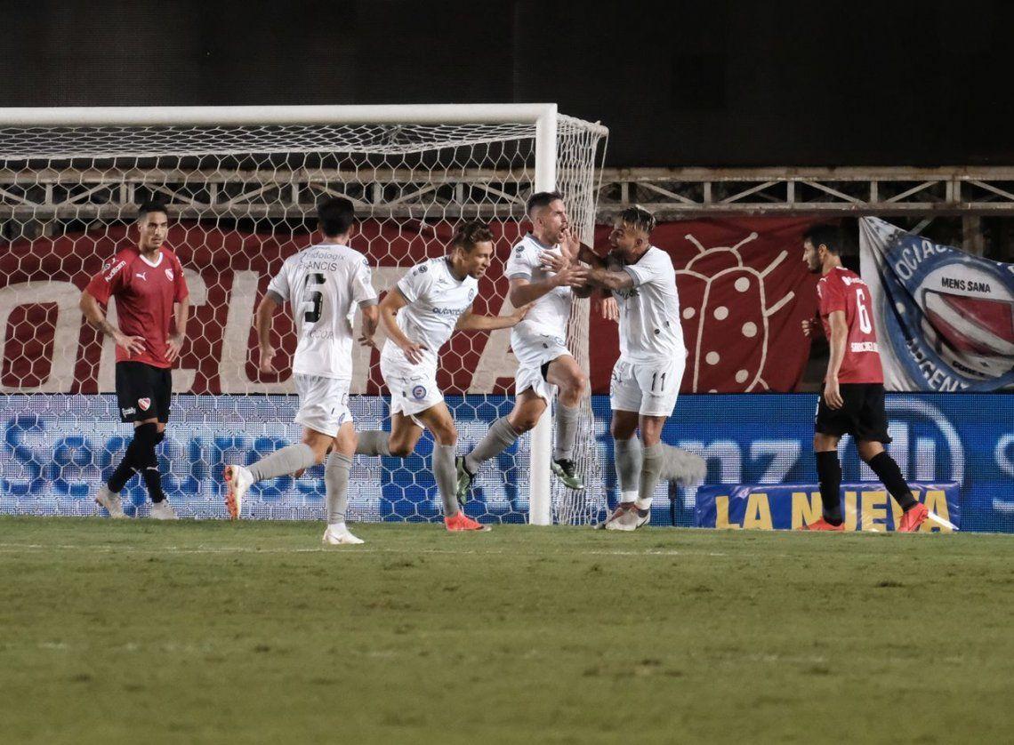 Las fotos de un domingo de Copa de la Superliga