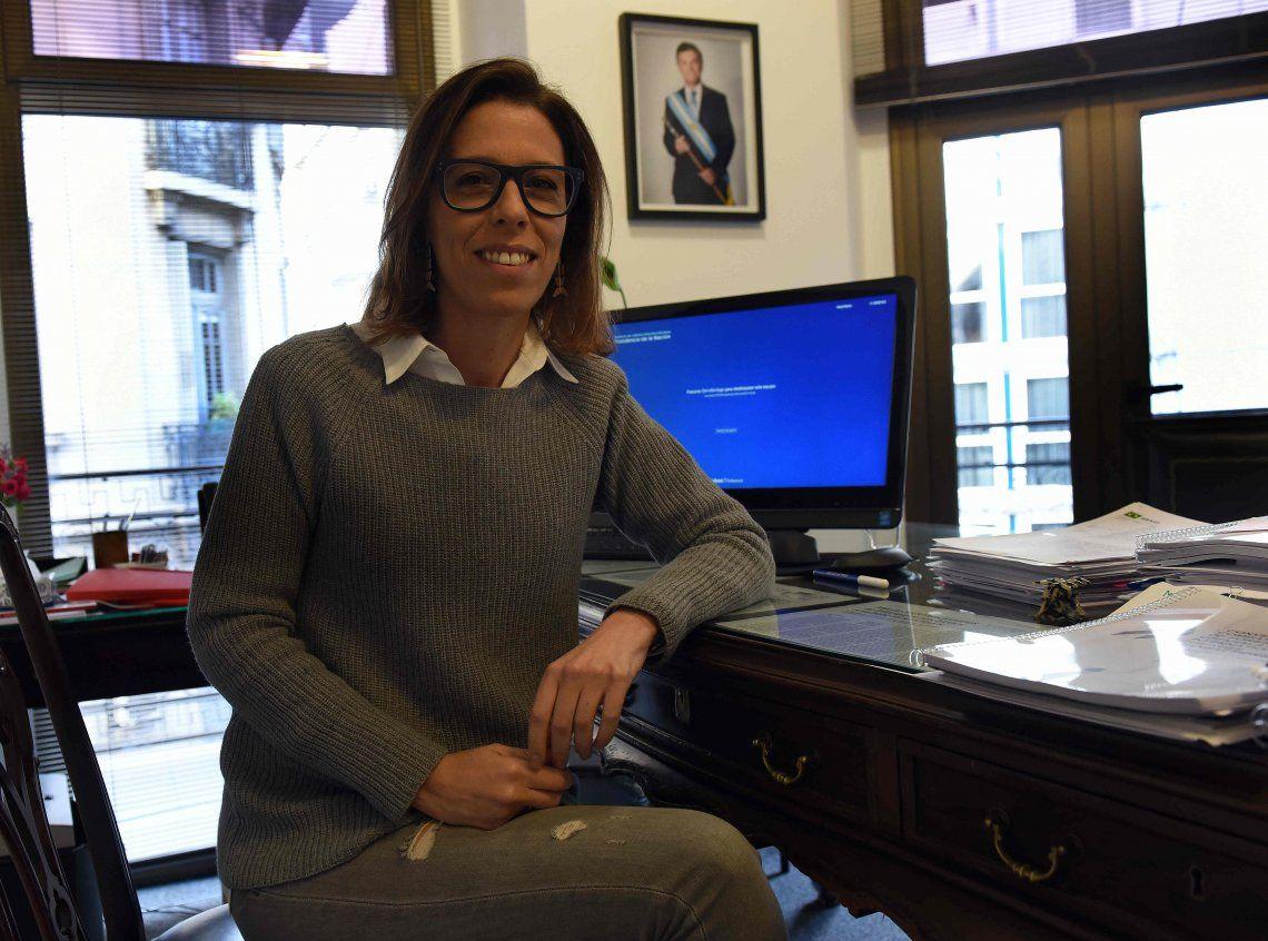 Laura Alonso reconoció que no investiga las causas contra Macri ni sus funcionarios