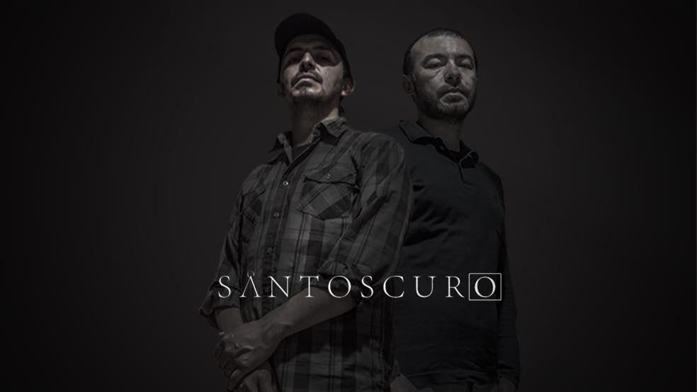Santoscuro es rock acústico desde Glew