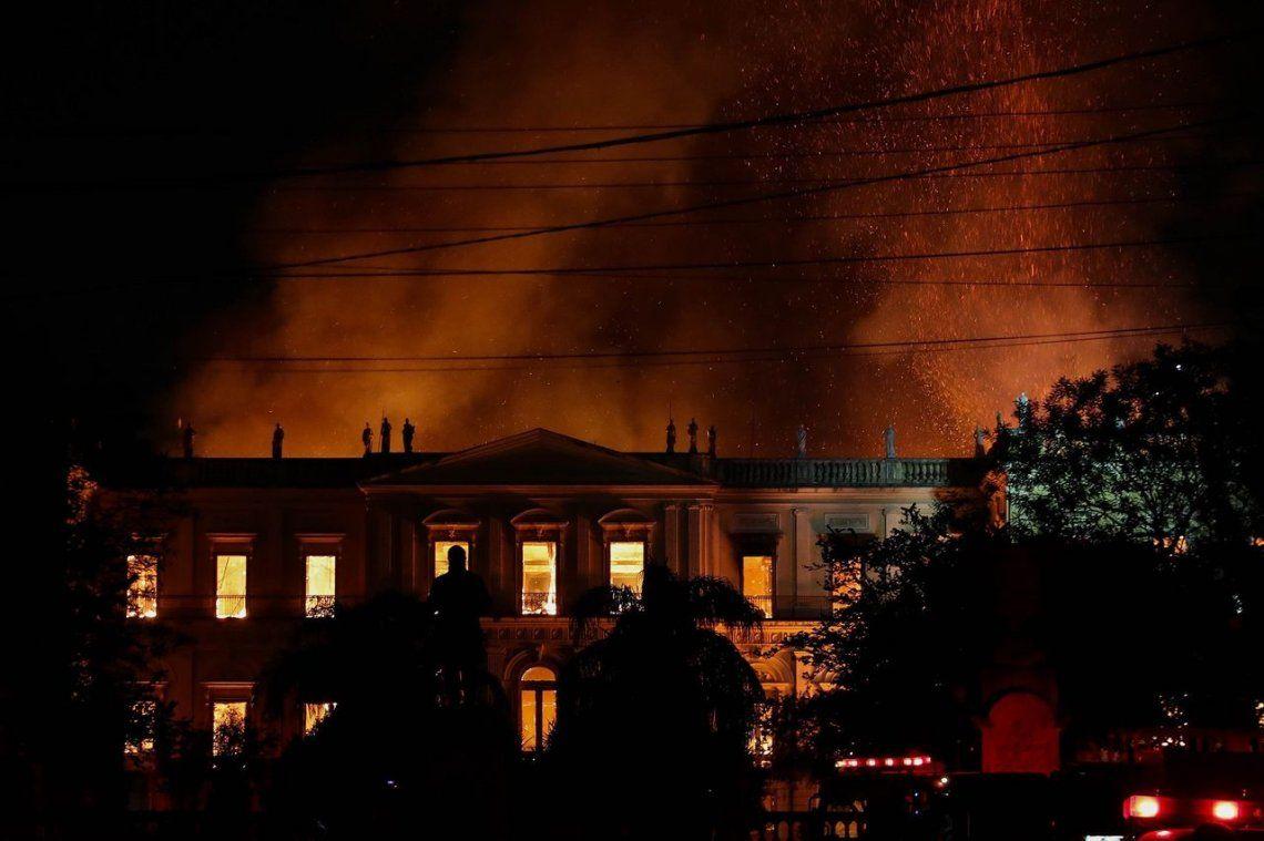 Antes de Notre Dame, otros tesoros del patrimonio mundial fueron devorados por las llamas