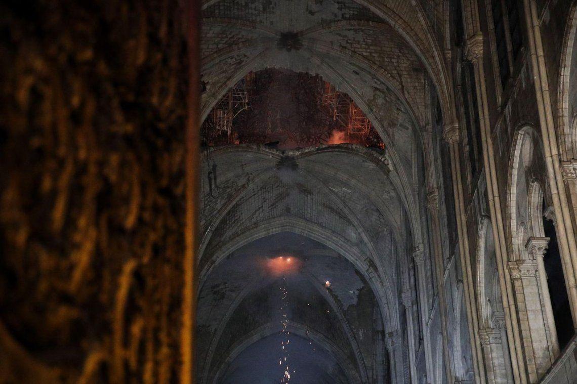 La catedral de Notre Dame estará cerrada al menos por seis años