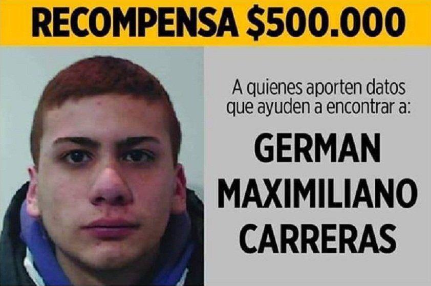 Ofrecen recompensa para encontrar al acusado de matar al joven Seppia