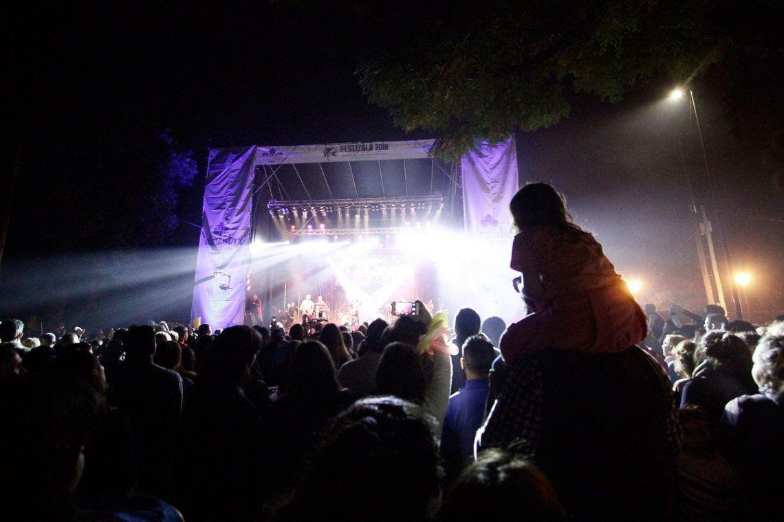 Unas 15 mil personas pasaron por Festival de la Cultura Argentina y Latinoamericana