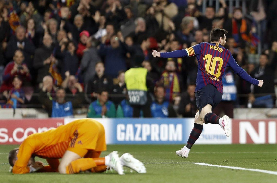 Champions League: Lionel Messi, tras la goleada de Barcelona al Manchester United: Dimos una imagen espectacular