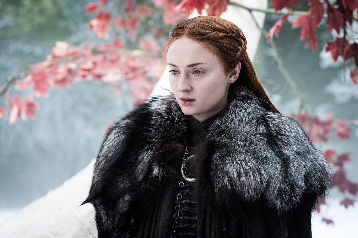 Sophie Turner confesó que pensó en suicidarse por las críticas que recibió por su interpretación de Sansa Stark en Game of Thrones