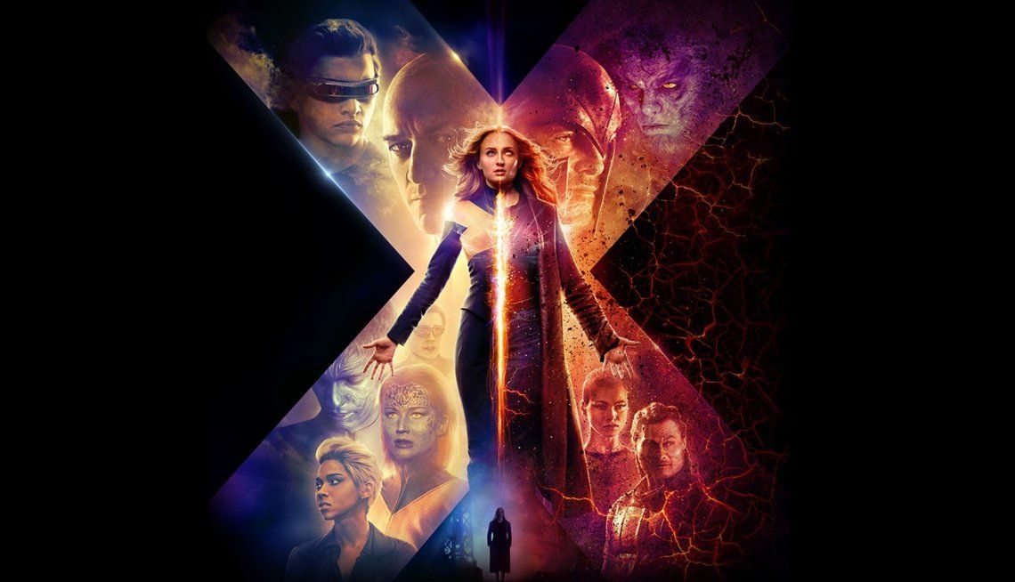 X-Men: Dark Phoenix | Jean Grey se descontrola en el nuevo trailer