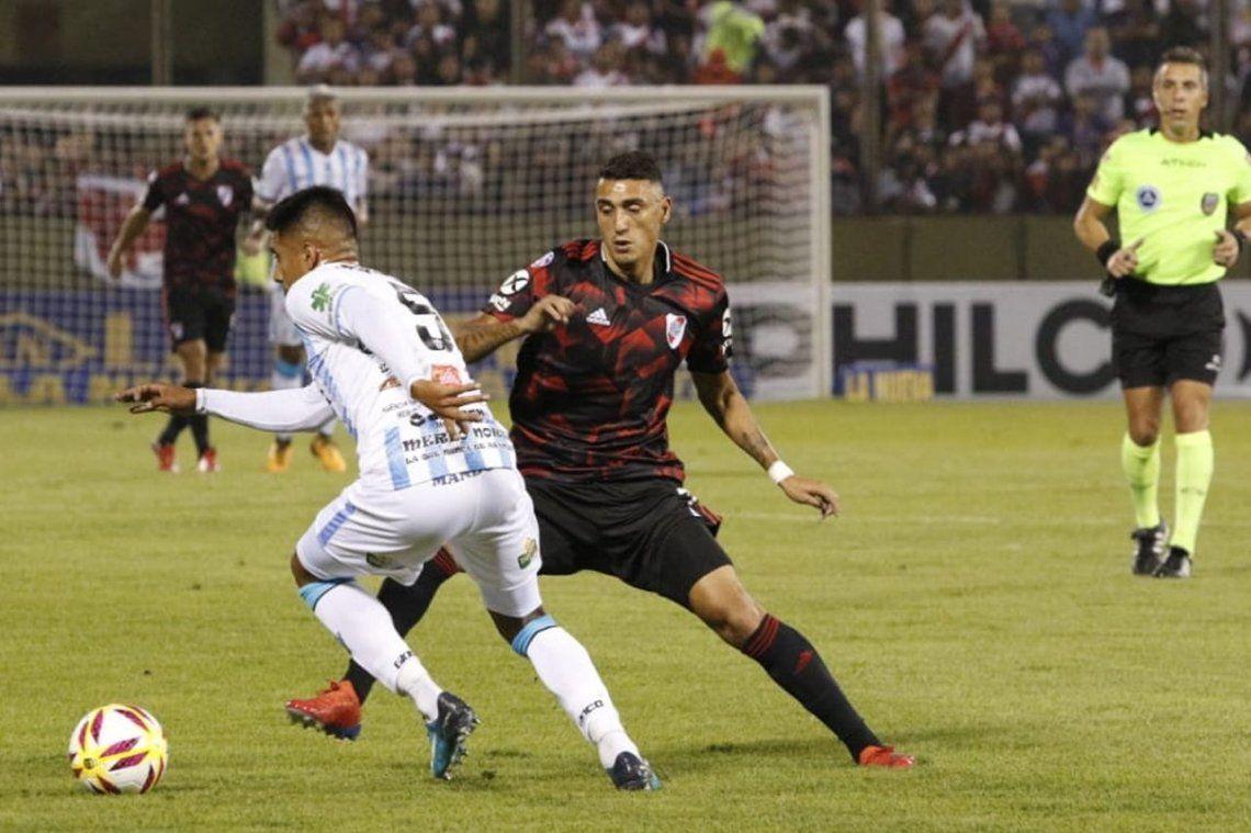 River-Argentino de Merlo, por la Copa Argentina: le costó, pero al final el equipo de Gallardo se despertó y goleó al puntero de la Primera D