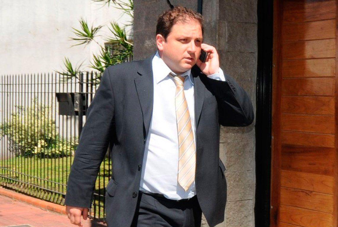 Definen el jurado por el jury al suspendido fiscal Bidone