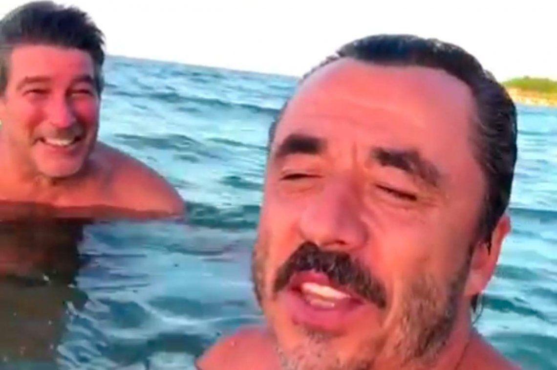 El disparatado video de Pablo Granados y Pachu Peña que anuncia su regreso a ShowMatch