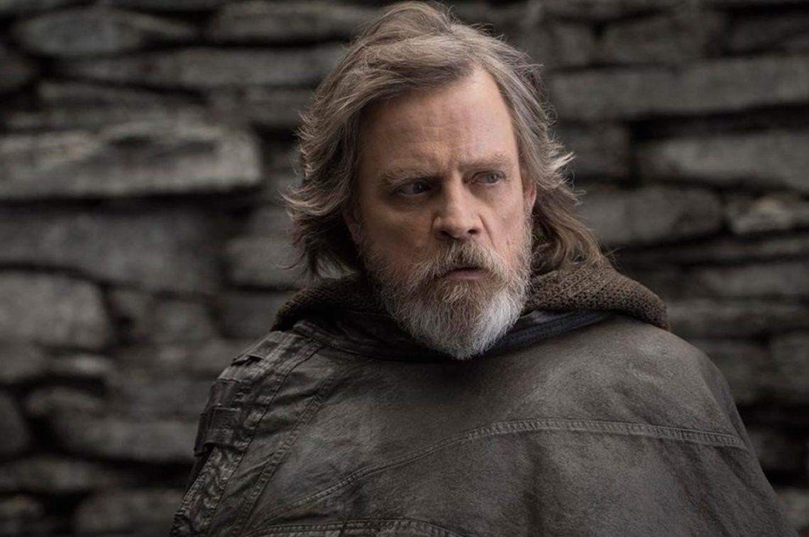 Para Mark Hamill, Luke Skywalker no murió virgen en Star Wars