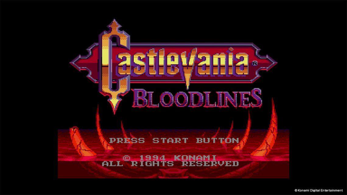 Colección aniversario de Castlevania: qué títulos incluye y cuándo será lanzada