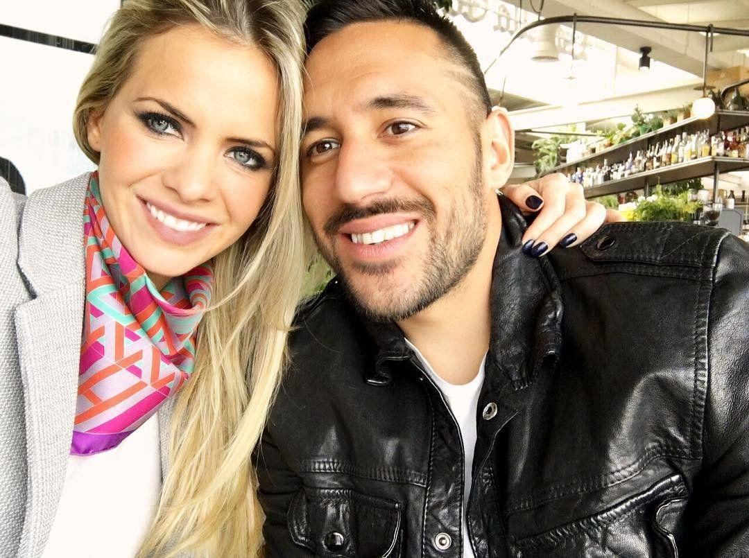Jonás Gutierrez extraña a Alejandra Maglietti pero ella no quiere saber nada con él