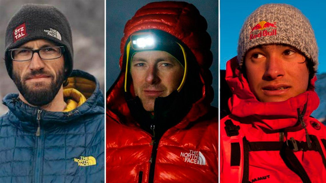 Canadá: dan por muertos a tres de los mejores alpinistas del mundo