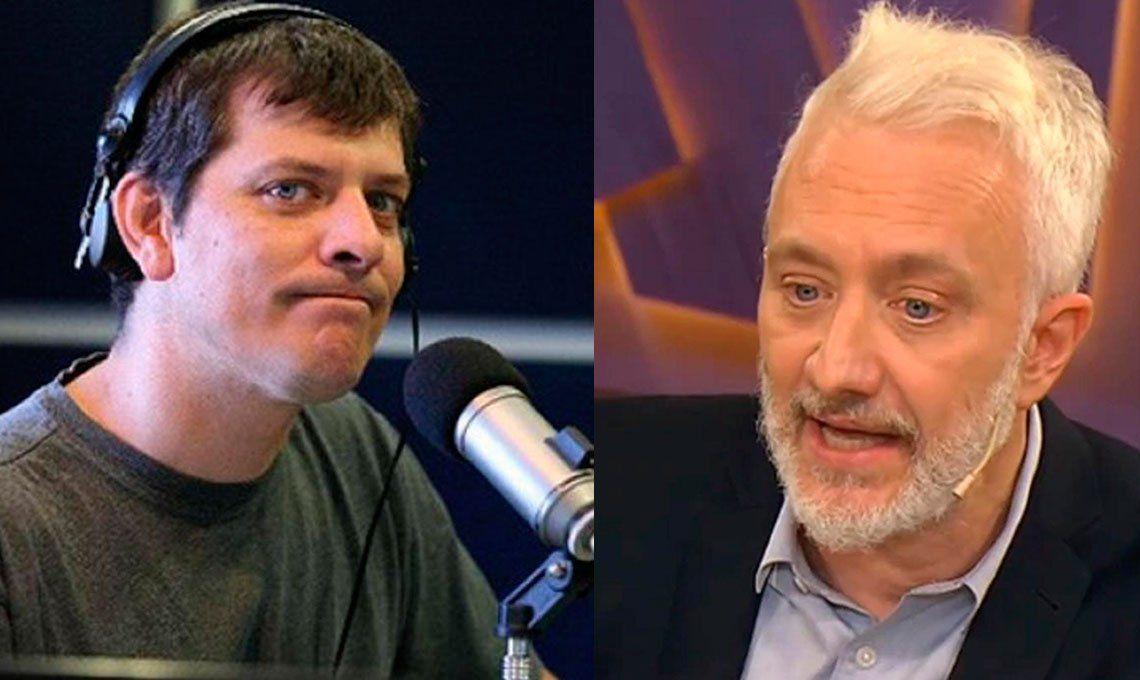 Andy Kusnetzoff quiere reconciliarse con Mario Pergolini en la mesa de PH: Podemos Hablar