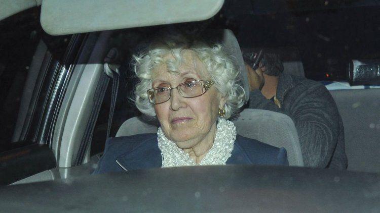 Murió la madre de Cristina Kirchner, que estaba internada en un hospital
