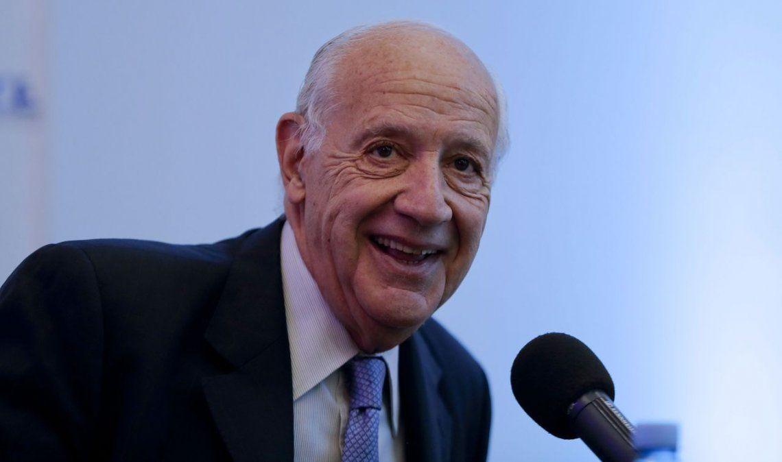 Roberto Lavagna avanzó fuerte en su candidatura presidencial