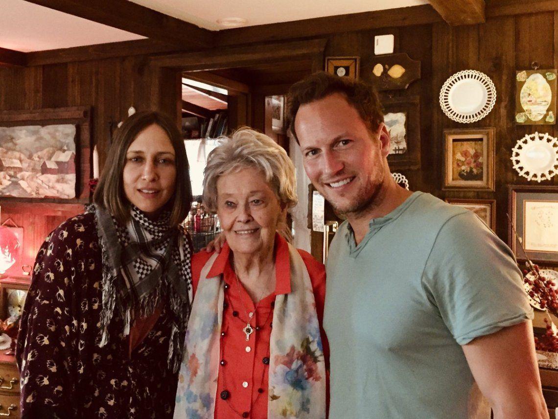 El Conjuro: Vera Farmiga y Patrick Wilson despidieron a Lorraine Warren, la investigadora de fenómenos paranormales que inspiró el film