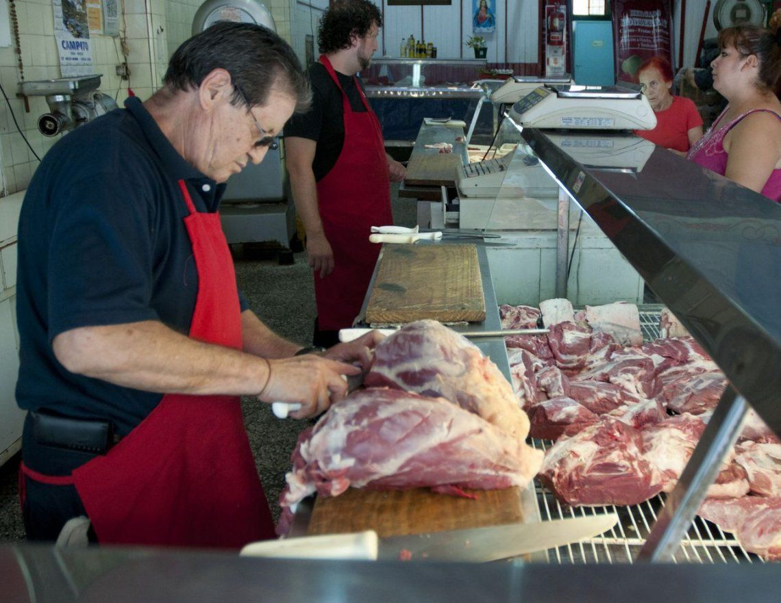 El consumo de carne vacuna se desplomó más del 12%