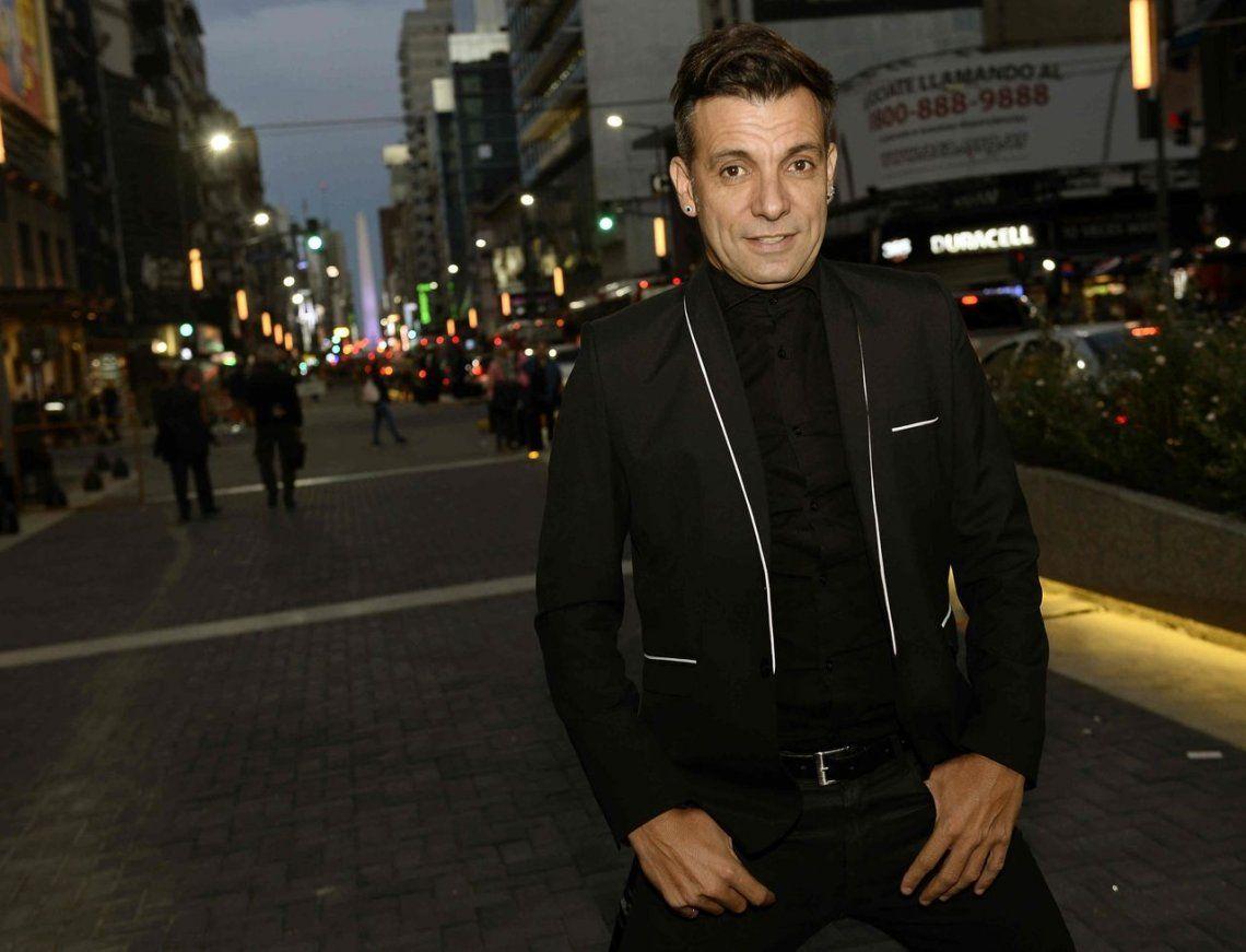 Martín Bossi: Mi show es una iglesia del que la gente sale sana